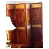 Early ornate Wood Screen