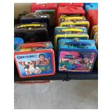 Metal Lunch Boxes