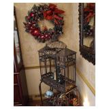 Lots of Decorative Bird Cages