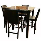Lot 005  Signature Design Maysville Dining Table Set