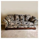 Lot 008  Schnadig Upholstered Sofa