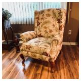 Lot 134  La-Z-Boy Queen Anne Recliner