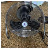 Lot 200  Prostandard High-Velocity Floor Fan