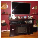 Samsung HD TV TV Stand/Heater/Fireplace