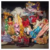 Barbie/Around The World Dolls