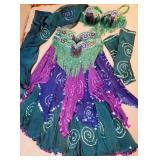 BELLY DANCING COSTUMES