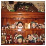 Royal Doulton Toby Mug Collection
