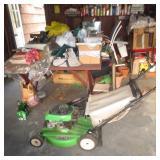 Garden Needs/Lawn Mower/ladders/Tools