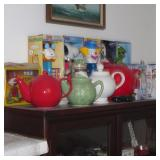 Tea Pot Collections
