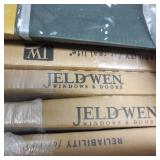 Brand New Jeld Wen Doors