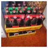 Vintage Coca Cola in Crate