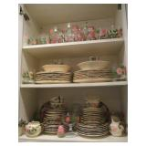 FRANCISCAN CHINA - DESERT ROSE COLLECTION