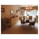 DINING ROOM SUITE AND MORE