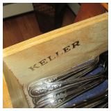 KELLER STUNNING DINING ROOM SUITE