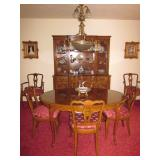 Fancher Dining Room Suite