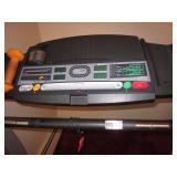 Folding Pro-Form Protech Plus 755CS Treadmill
