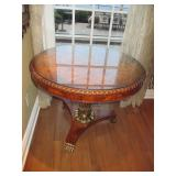 Maitland Smith Large Round Center Table