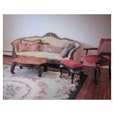 Victorian Sofa and More