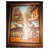 Listed Art Oils