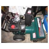 arage~ Generator Extended Live Generac Megaforce 6500 Power Washer Ultra Snow Blower Very Gently Use