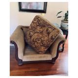 Raymour & Flanigan reversible sofa suite