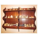 Sebastian Miniatures & Shelving