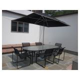 Kettal Spain Outdoor Swivel Sofa and More Brown Jordan Outdoor Patio Suites...