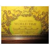 Howard Miller World Time Clock