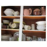 Tons of Vintage Russel Wright Kitchen Needs