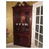 Councill Craftsman Furniture Corner Cabinet