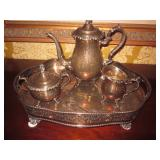 Silver Tea Sets