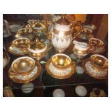 Gold Tea Service
