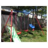 Swing Set Kids Toys and Fun Little TykesToys
