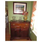 American Drew Dining Room Suite With Bar/Server