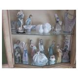 Tons of Lladro
