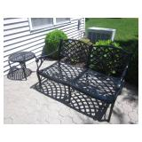 Sundown Iron Patio Suite