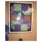 Silk cubes by Vasserelli