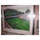 Sports Memorabilia Wimbledon