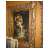 Listed Art Oils