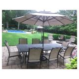 Martha Stewart Beautiful Outdoor Wicker Suite Members Mark Agio Patio Seating and Bar with Seating O