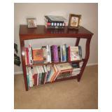 Ballard Designs Book Case & Books