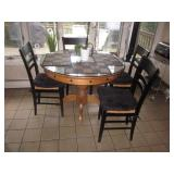 Pedestal Table With Seating For Any Room
