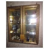 Stunning Trinket Wall Display Cases