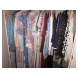 Tons of Bob Mackie Tons and Tons of Clothing sizes 8 to 14 Tons of Shoes size 7-8 Tons of Handbags