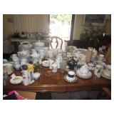 Tons Of China Sets To Choose From Tea Cup Collections