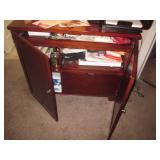 Folding Space Saver Desk