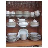 Bavaria Schumann China Service for 12 with Extras