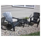 Patio Sets to Choose From