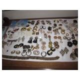 Jewelry ~ Watches ~ Brooches and so Much More! Beautiful Jewelry Chest