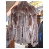 Many Fur Mink Coats To Choose From